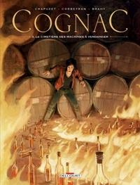 COGNAC T03 - LE CIMETIERE DES MACHINES A VENDANGER