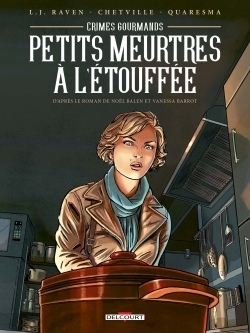 CRIMES GOURMANDS PETITS MEURTRES A L'ETOUFFEE