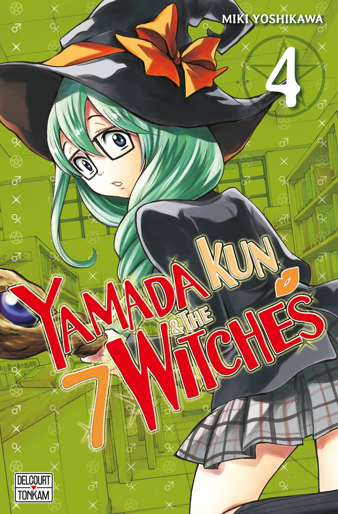 YAMADA KUN & THE 7 WITCHES T4