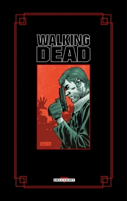 WALKING DEAD - COFFRET T1 A T4