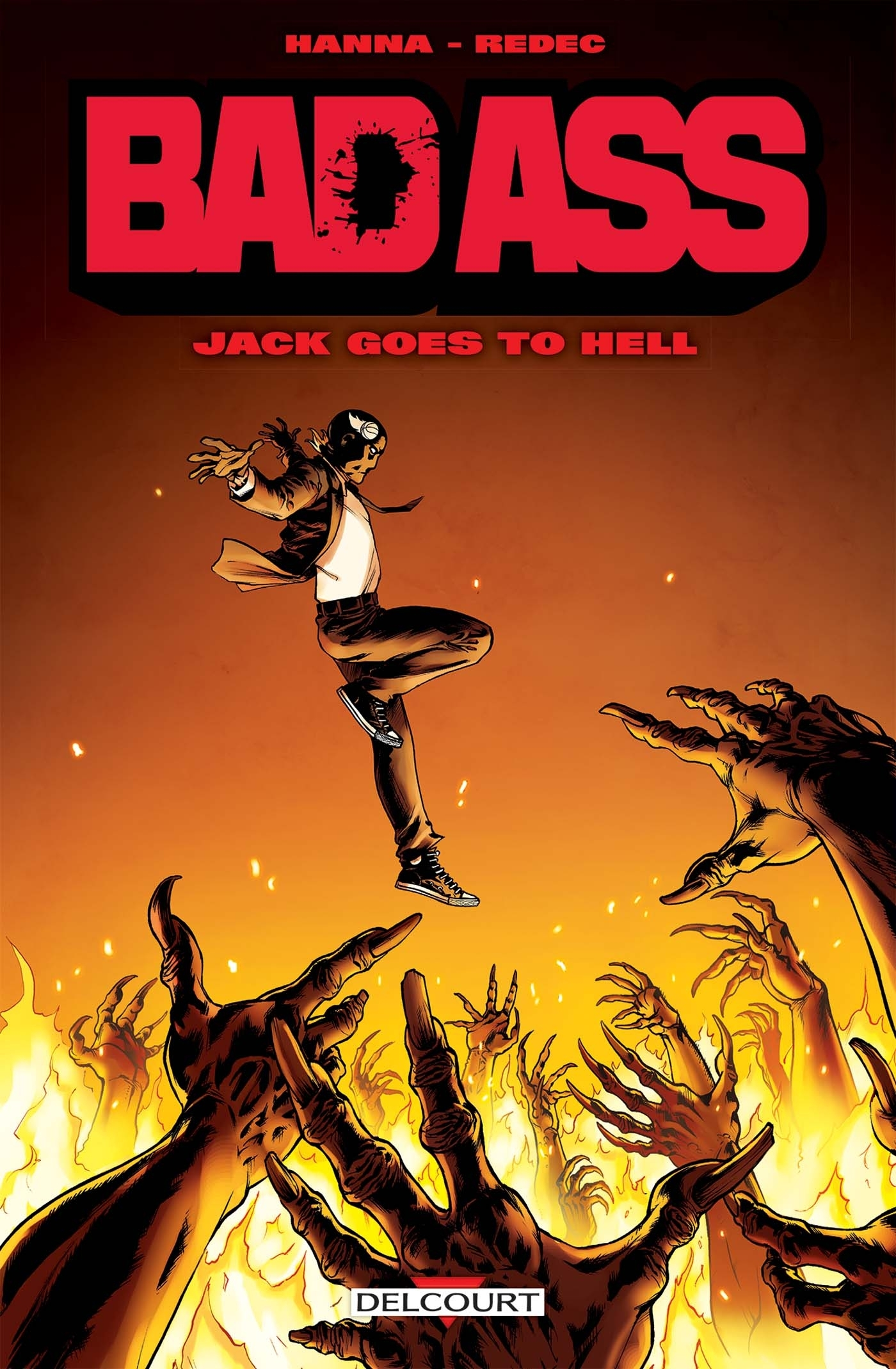 BAD ASS - JACK GOES TO HELL
