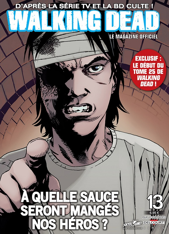 WALKING DEAD COMICS 13