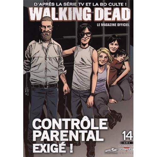WALKING DEAD COMICS 14