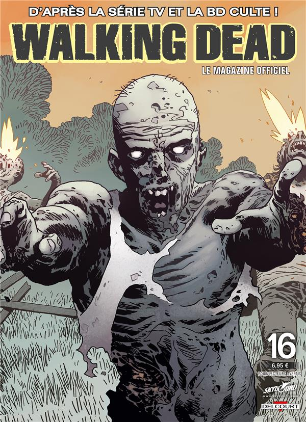 WALKING DEAD COMICS 16