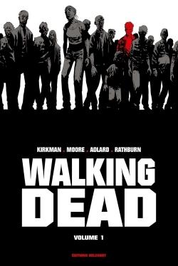 """WALKING DEAD """"PRESTIGE"""" VOL I"""