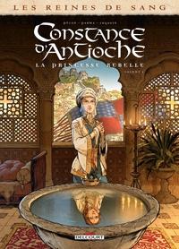 REINES DE SANG - CONSTANCE D'ANTIOCHE 01 - T1