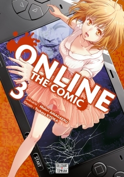 ONLINE THE COMIC T03