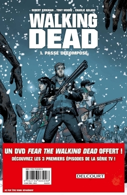 WALKING DEAD - PACK TOME 1 + PRIME