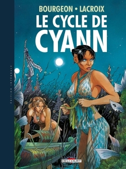 CYCLE DE CYANN - INTEGRALE