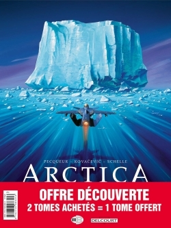 PACK SERIES - ARCTICA T1+T2 +T3
