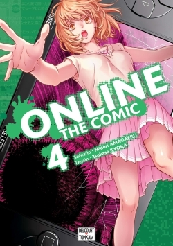 ONLINE THE COMIC T04