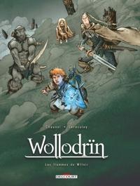 WOLLODRIN - ETUI JAQUETTE T07 ET 08