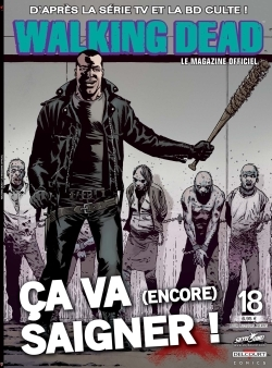 WALKING DEAD MAGAZINE 18B - T18