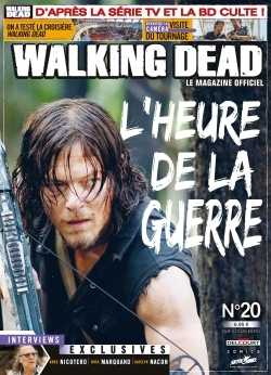 WALKING DEAD MAGAZINE 20B