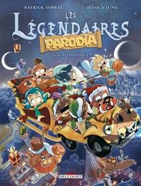 LES LEGENDAIRES - PARODIA T03