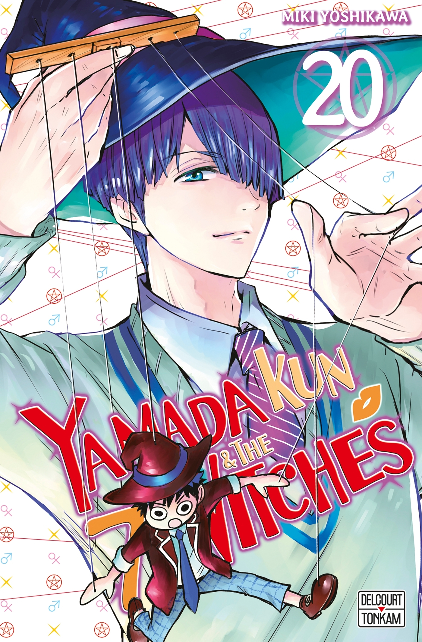 YAMADA KUN & THE 7 WITCHES 20 - T20