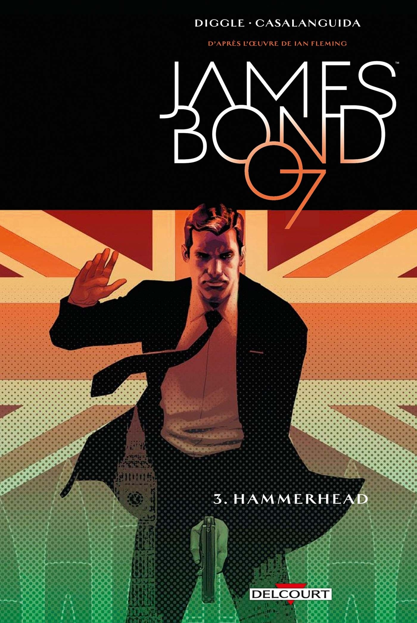 JAMES BOND T03. HAMMERHEAD