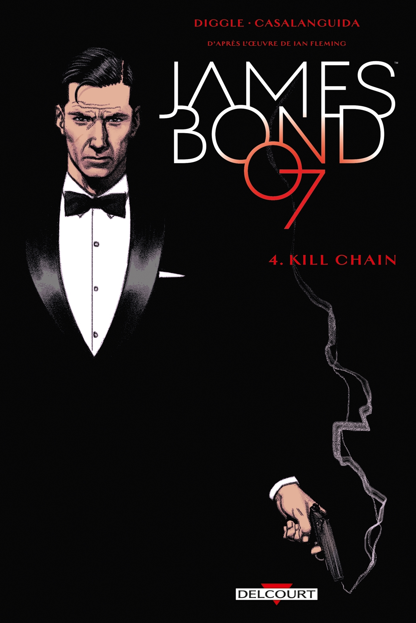JAMES BOND 04. - KILL CHAIN