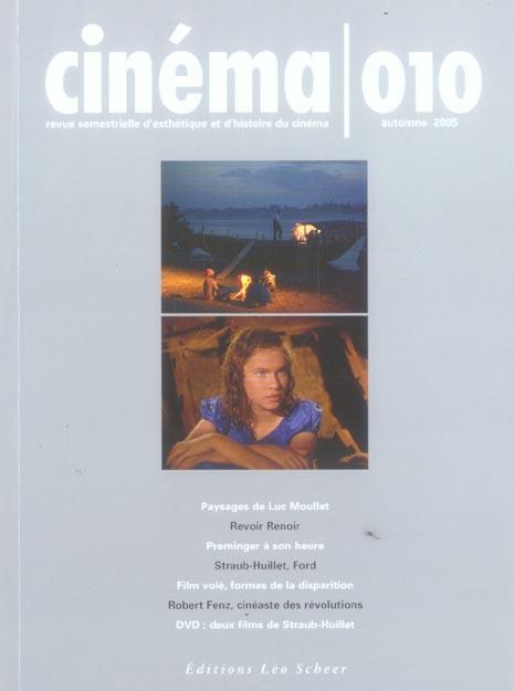 CINEMA 10 (+DVD)