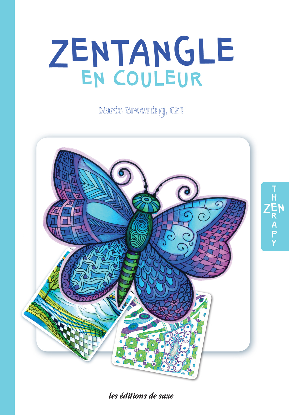 ZENTANGLE EN COULEUR