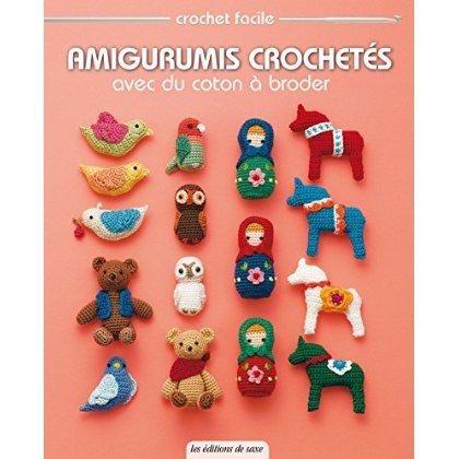 AMIGURUMIS CROCHETES