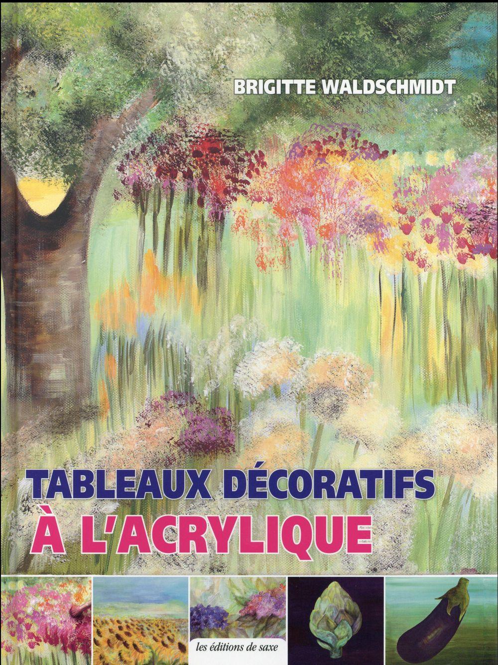 TABLEAUX DECORATIFS ACRYLIQUE