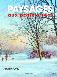 PAYSAGE AUX PASTELS SECS