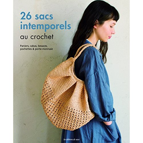 20 SACS INTEMPORELS AU CROCHET