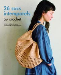 20 SACS INTEMPORELS AU CROCHET