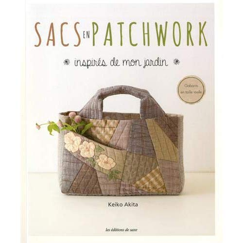 SACS NATURE EN PATCHWORK