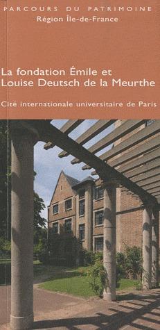 CITE INTERNATIONALE UNIVERSITAIRE