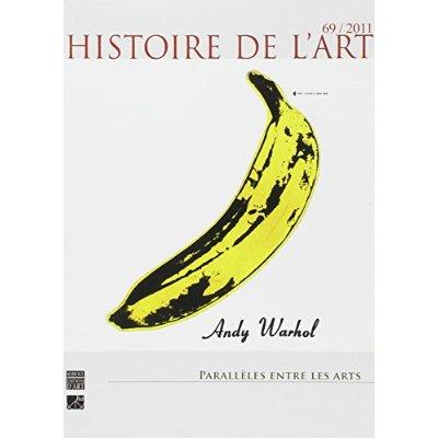 HISTOIRE DE L'ART N 69 - PARALLELES ENTRE LES ARTS