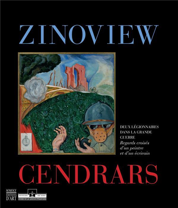 ZINOVIEW-CENDRARS / CAT EXPO