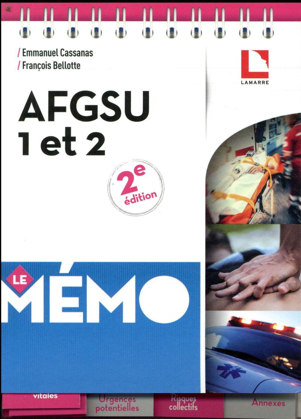 AFGSU 1 ET 2