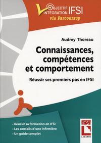 CONNAISSANCES, COMPETENCES, COMPORTEMENT - REUSSIR MES PREMIERS PAS