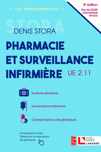 PHARMACIE ET SURVEILLANCE INFIRMIERE, UE 2.11 - LES FAMILLES DE MEDICAMENTS - TOUTES LES DISCIPLINES