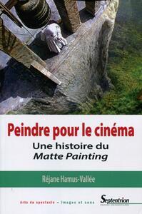 PEINDRE POUR LE CINEMA