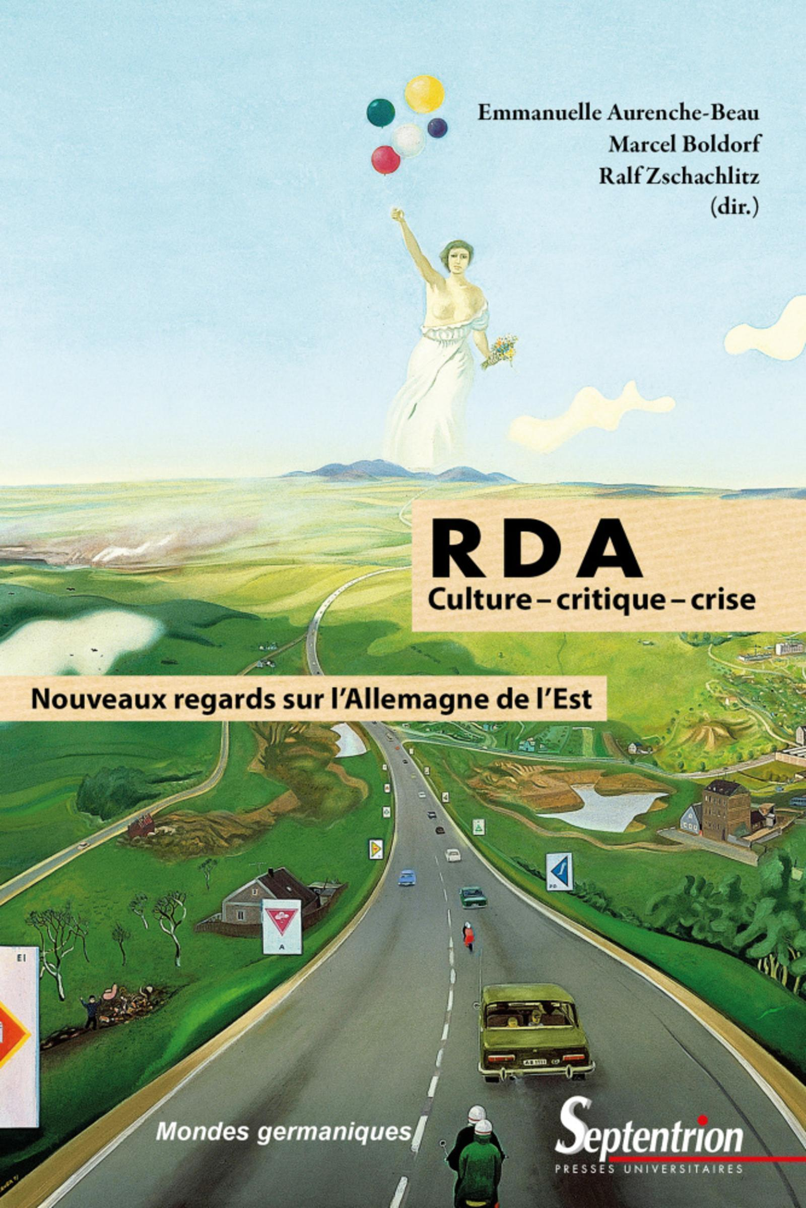 RDA CULTURE - CRITIQUE - CRISE