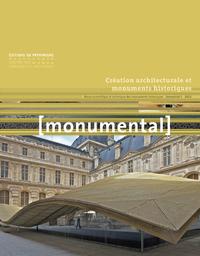 MONUMENTAL 2013/1. LA CREATION ARCHITECTURALE ET M