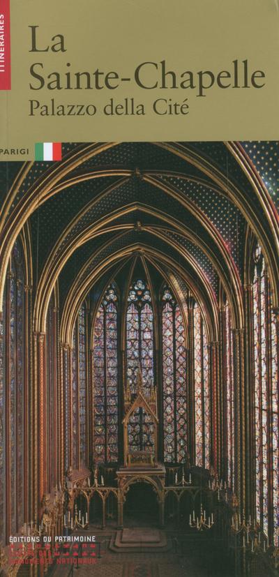 LA SAINTE CHAPELLE -ITALIEN- PALAZZO DELLA CITE