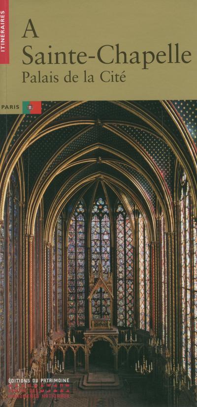 LA SAINTE CHAPELLE -PORTUGAIS- NOUVELLE EDITION