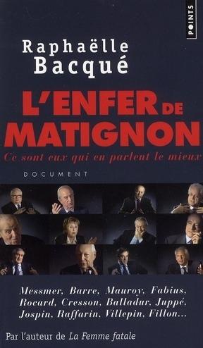 L'ENFER DE MATIGNON