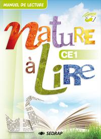 NATURE A LIRE CE1 - MANUEL
