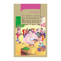 TALENT CACHE DE MONSIEUR BISCOTO - ROMAN
