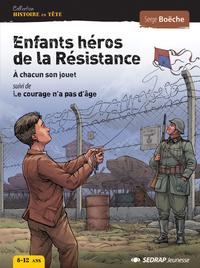 ENFANTS HEROS DE LA RESISTANCE - 25 ROMANS + FICHIER