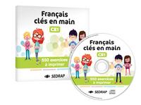FRANCAIS CLES EN MAIN CE1 - CD RESSOURCES