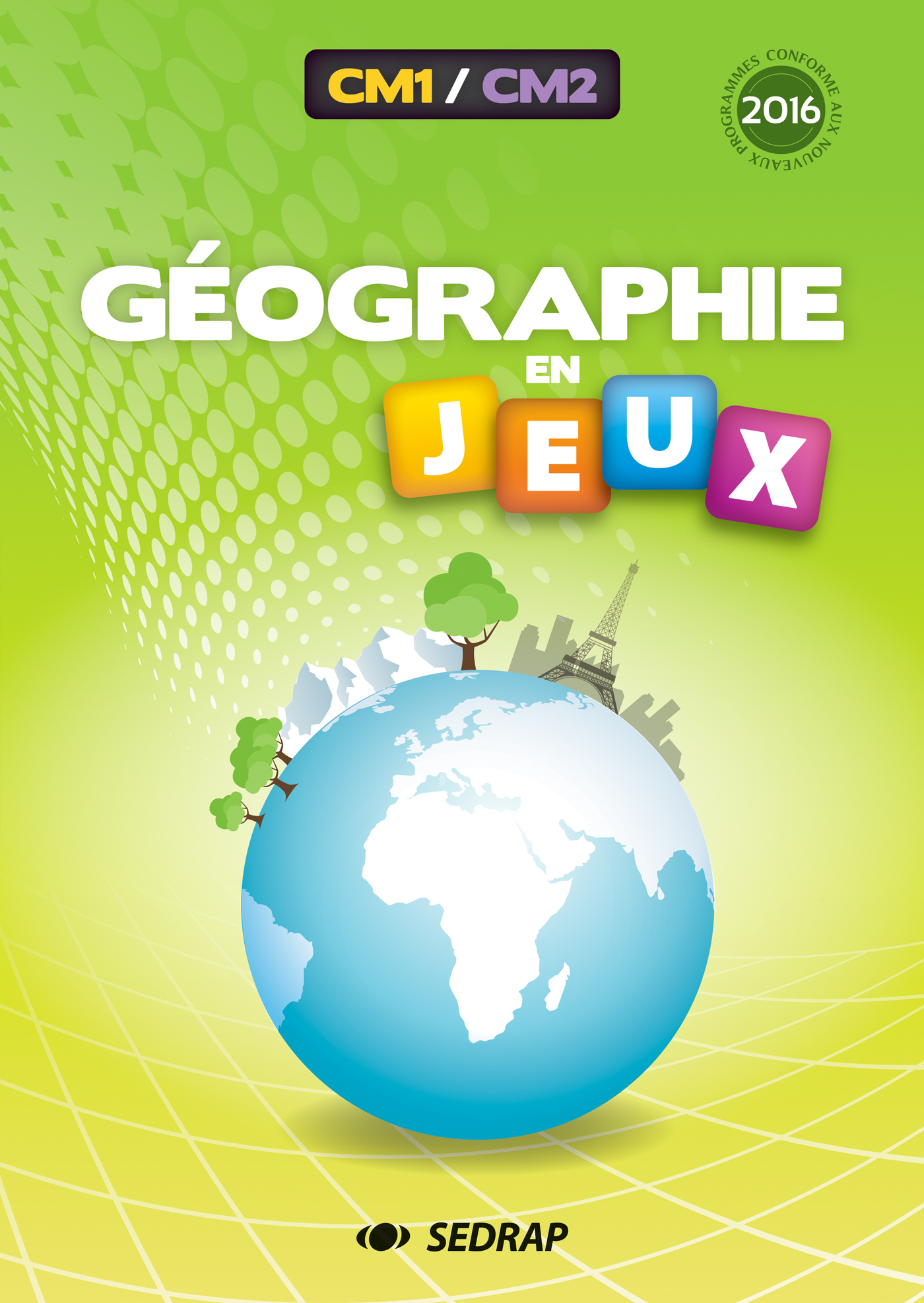 GEOGRAPHIE EN JEUX CM1 CM2