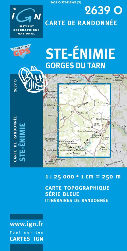2639O STE ENIMIE/GORGES-DU-TARN