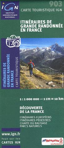 AED ITINERAIRES DE GRDE RANDONNEE EN FR