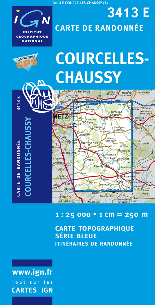 AED 3413E COURCELLES-CHAUSSY